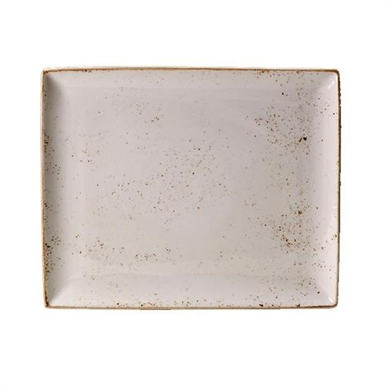 Craft White Rectangle Two 33.0cm x 27.0cm (13 x 10?)